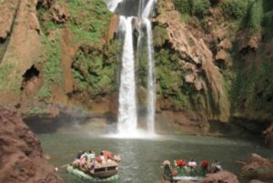 tours to ouzoud waterfulls